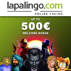 10 EUr Free Plus 500 EUR Welcome Bonus & 20 Free Spins