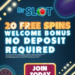 DrSlot Casino 20 FS