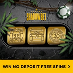shadowbet Starburst free spins